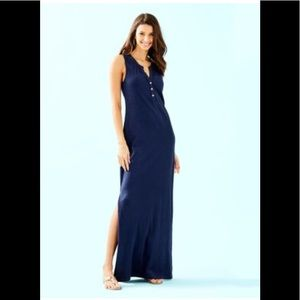 Lilly Pulitzer NWT Essie Maxi Dress
